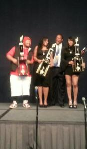 Rowe Entertainment -Talent Show Winners
