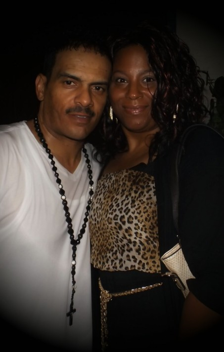 LASHAUN WITH CHRISTOPHER WILLIAMS