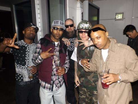 MAC LUCCI -Pre Grammy Party