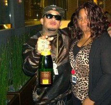 MAC LUCCI -Pre Grammy Party